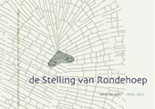 STELLING VAN RONDEHOEP (rondehoep position)