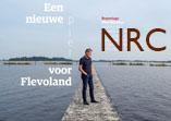 tekst; NRC, EEN NIEUWE PIER VOOR FLEVOLAND NRC
